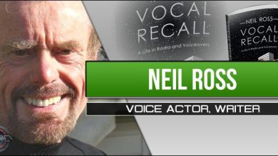 Photo of Interviews – Neil Ross – Vocal Recall A Life in Radio and Voiceovers