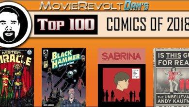 Photo of Top 100 Comics of 2018
