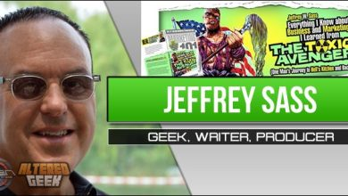 Photo of Altered Geek – Spotlight – Jeffrey Sass