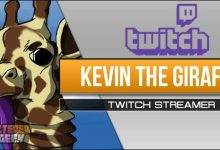 Photo of Altered Geek – Spotlight – Kevin the Giraffe