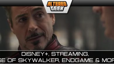 Photo of Altered Geek – 323 – Streaming Disney+, Incoming Trailers With Leaks (not here)!