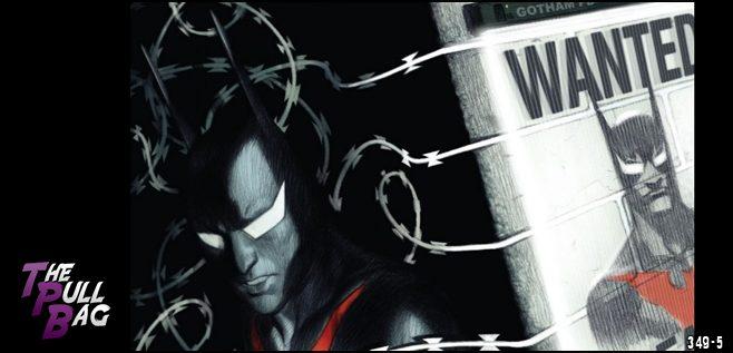 The Pull Bag – EP 349 5 – DC Comics – Batman Beyond Rebirth