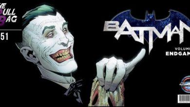 Photo of The Pull Bag – EP 351 – DC Comics – Batman Volume 7: Endgame