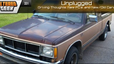 Photo of Altered Geek – 331 – Unplugged – Driving Thoughts, New PC's, and New/Old Cars