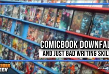 Photo of 348 – Comic Book Downfall