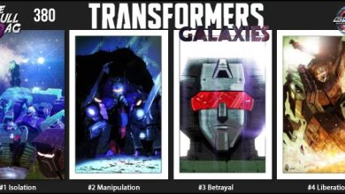 Photo of 380 – IDW – Transformers Galaxies Constructicons Rising