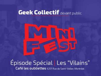 Minifest Podcast release
