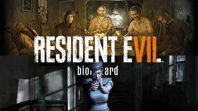 Resident Evil 7: Biohazard vs. Outlast, Who did it Better? | N4G