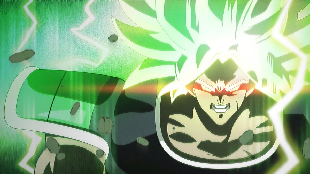 Download Dragon Ball Super: Broly ( ) YTS Movies ...