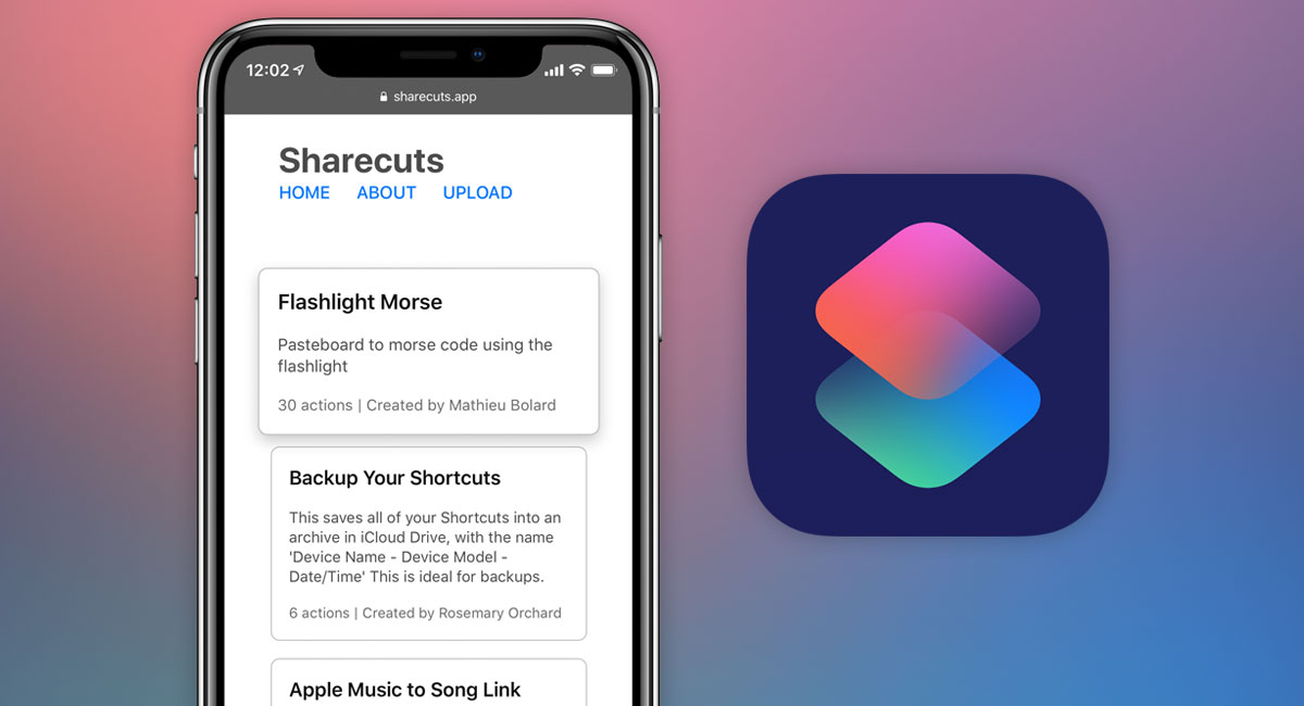 Sharecuts: A Place To Download, Share Great New Shortcuts (iOS 12+)