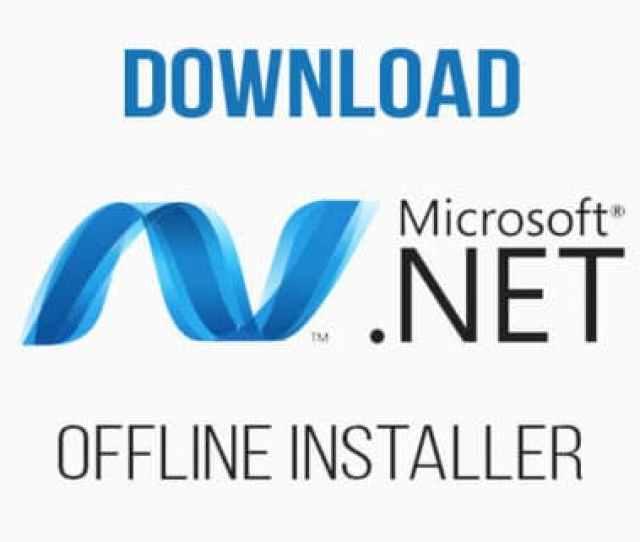 Net Framework Offline Installer