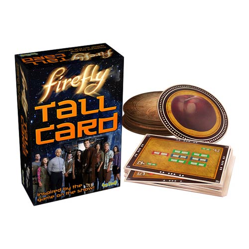 8e1a92fec66a Firefly Card Game - Entertainment Earth