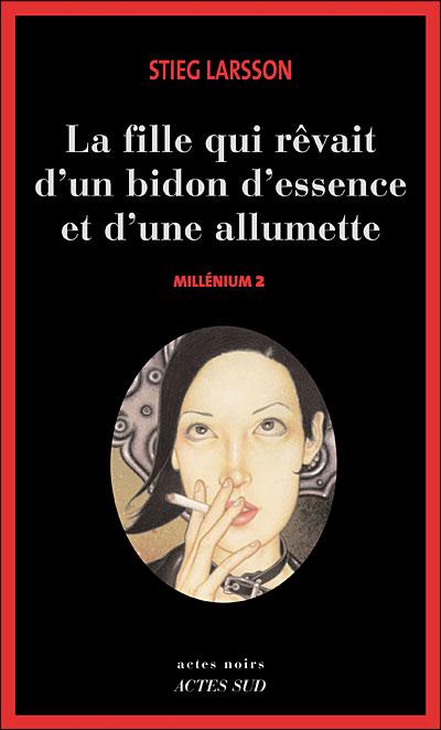 French translation of Stieg Larssons 2nd Millenium book