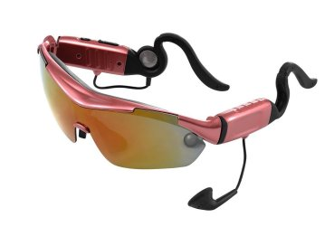 Per cicliste sempre di corsa: occhiali da sole Bluetooth con altoparlanti
