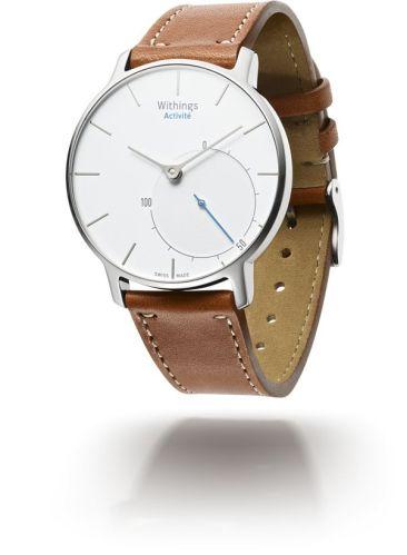 L'orologio svizzero resistente all'acqua che misura attività fisica e qualità del sonno. Disponibile nel 2015.