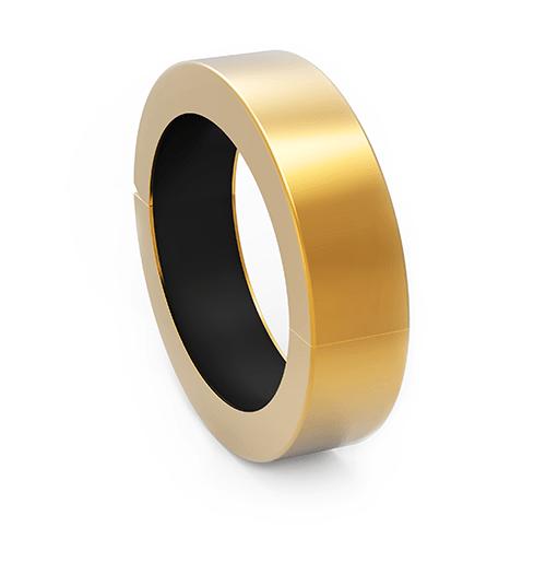 Ancora un altro caricabatterie per il tuo smartphone, a forma di braccialetto. Disponibile in 4 colori dalla primavera 2015.