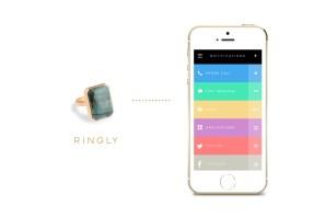 Sembra un semplice anello, ma anche lui ti avvisa delle notifiche sul tuo smartphone vibrando e illuminandosi. Disponibile dalla primavera del 2015.