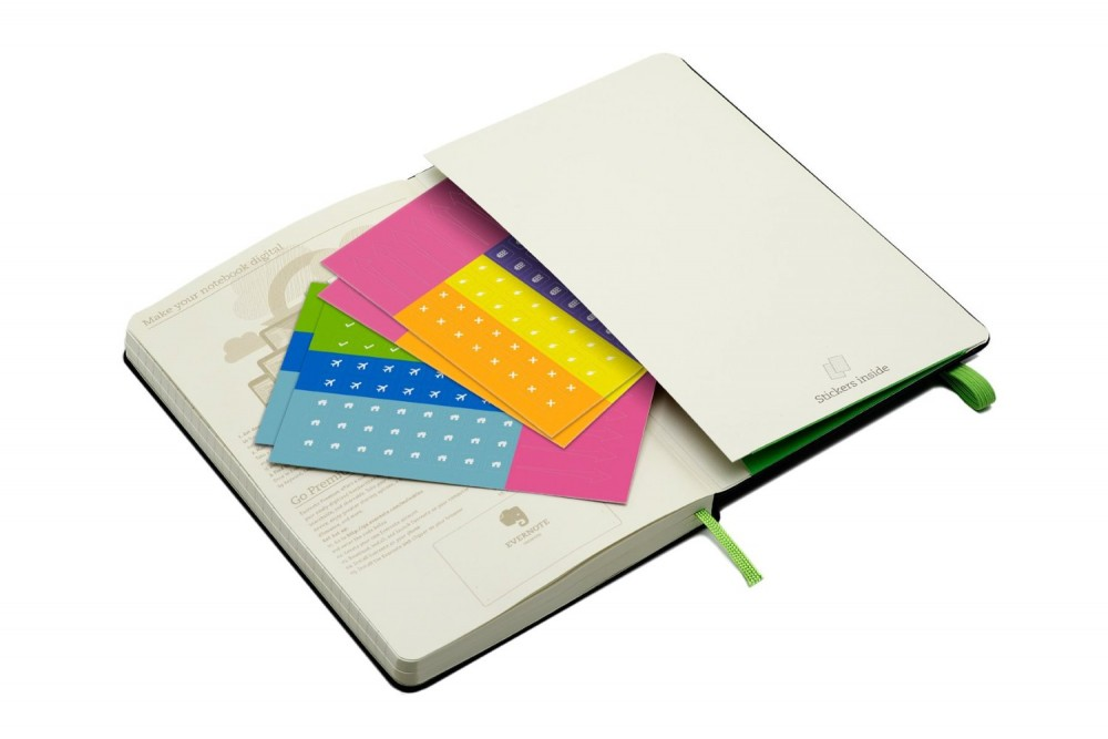 Moleskine Smart Notebook per Evernote