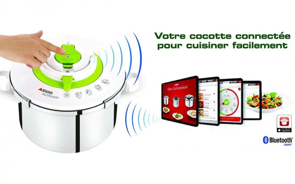 Pentola a pressione Nutricook Connect