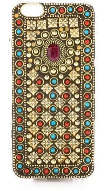 Opulenta, degna di una principessa indiana. Rivestita di pietre, perline e dettagli dorati (Shopbop, 51 euro)