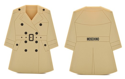 Trench - Moschino Cover iPhone