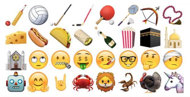 Nuove emoji iOS 9