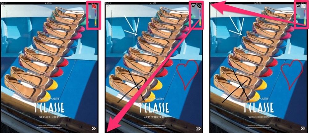 Come usare colori nascosti in Snapchat per iPhone