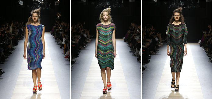 Baked Stretch by Issey Miyake
