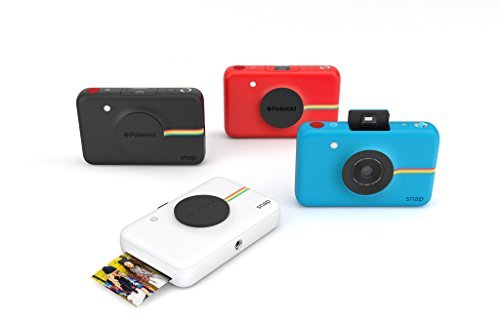 Polaroid Snap: disponibile in 4 colori