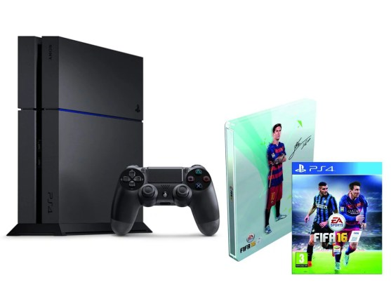 Playstation 4 da 1 TB + Fifa 16