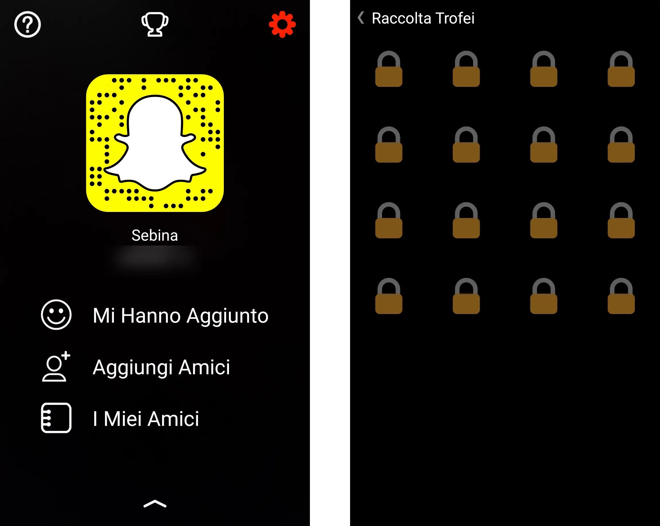 Come Sbloccare Tutti i Trofei di Snapchat: 11 Passaggi