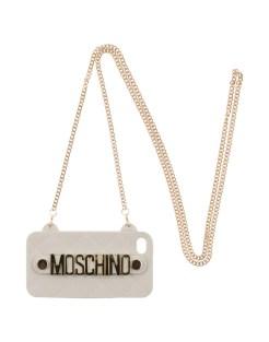 Cover per iPhone 5/5S a borsetta Moschino