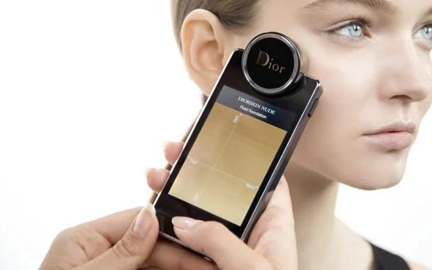 Dior Shade Analyzer
