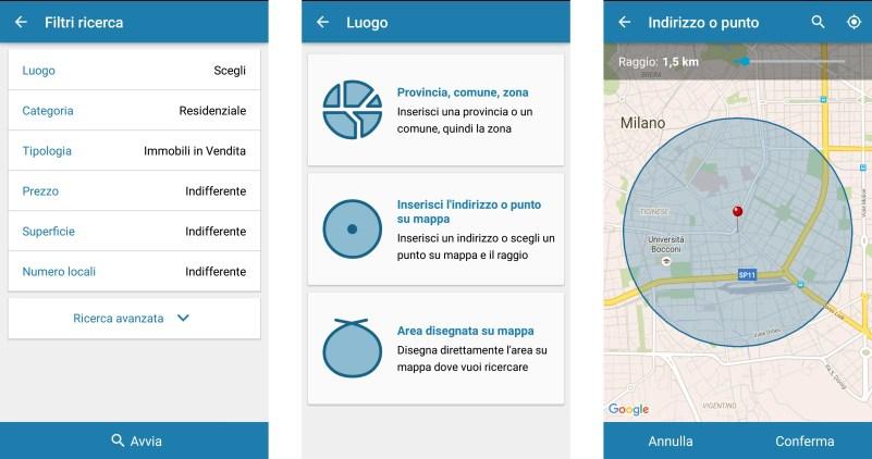 Immobiliare.it app