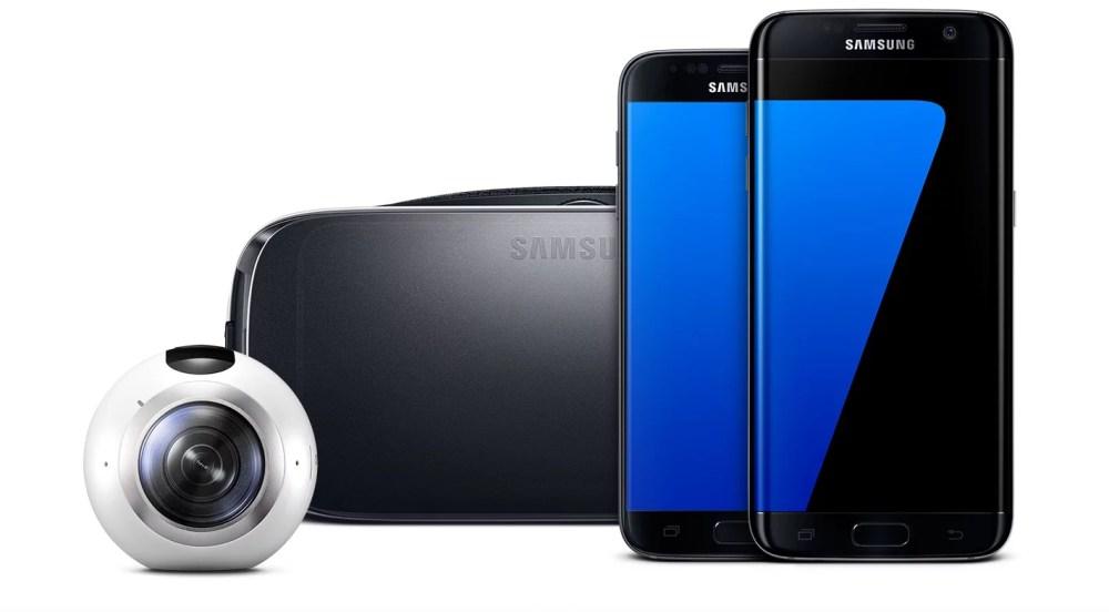 Tutte le novità Samsung presentate al Mobile World Congress 2016