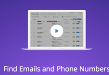 find business email address
