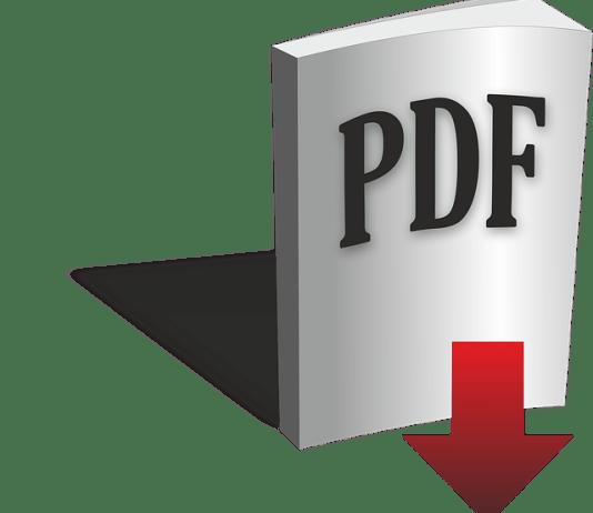 pdf file management