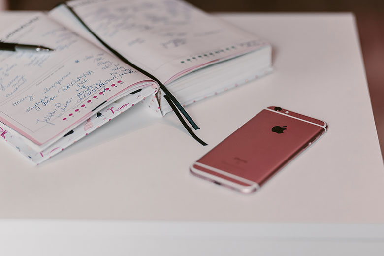 app blogging