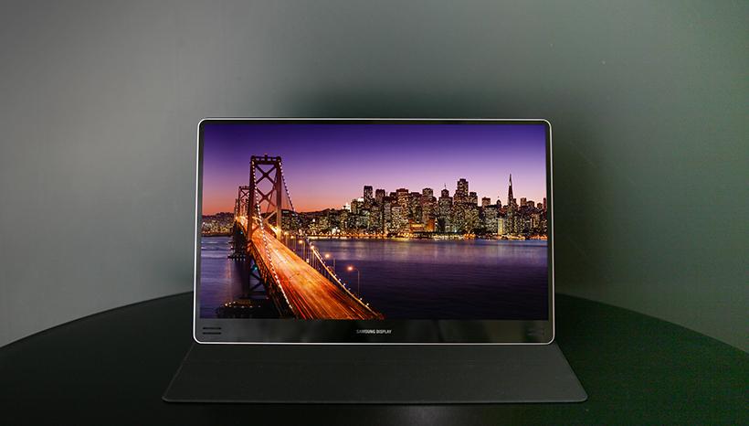 Samsung Display - Ecran OLED 90Hz pour PC