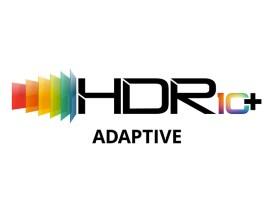 Logo HDR 10+ Adaptive