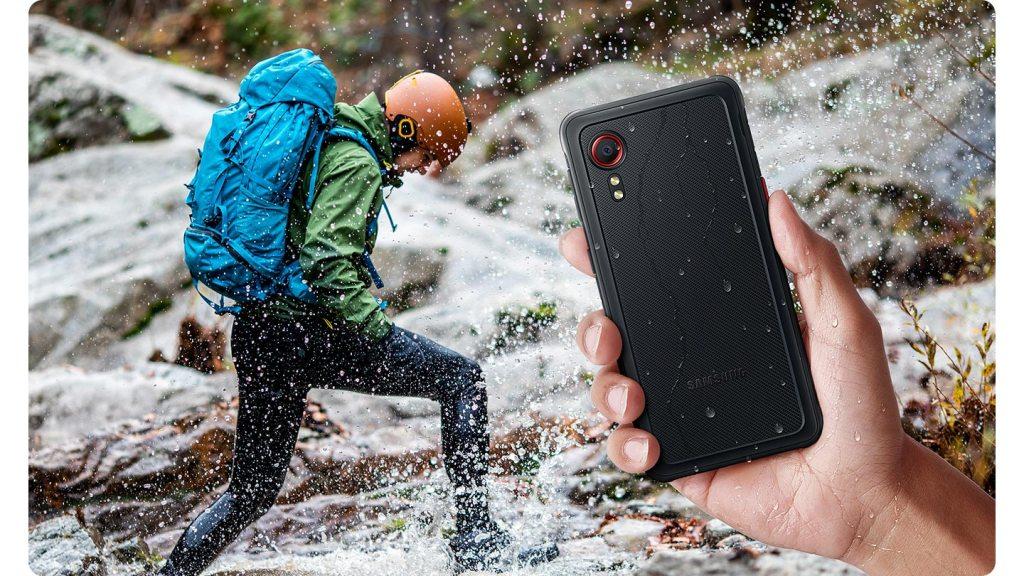 Galaxy Xcover 5 - Résistance à l'eau