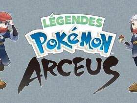 Pokémon Legend Arceus
