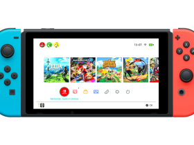Switch Home Menu
