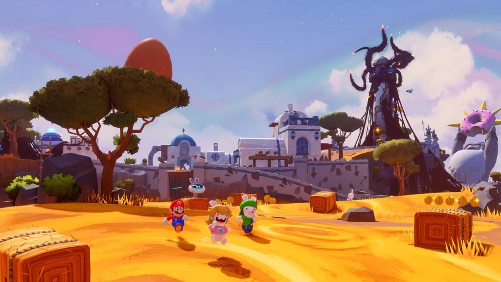 Mario + Lapin Crétin