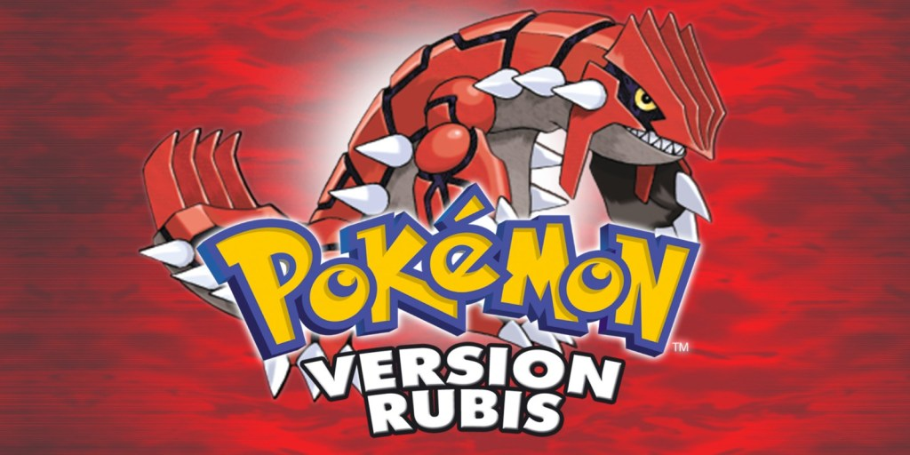 Pokémon Rubis