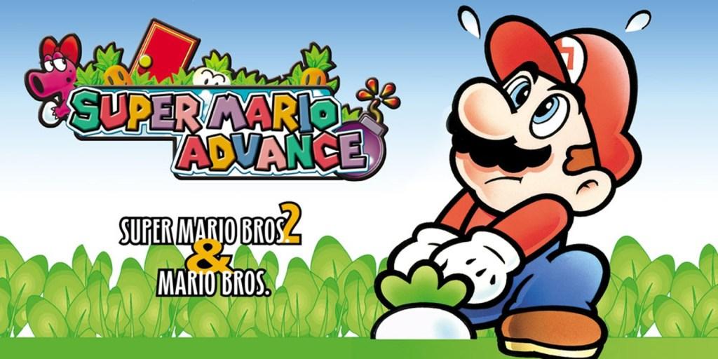 Super Mario Avance