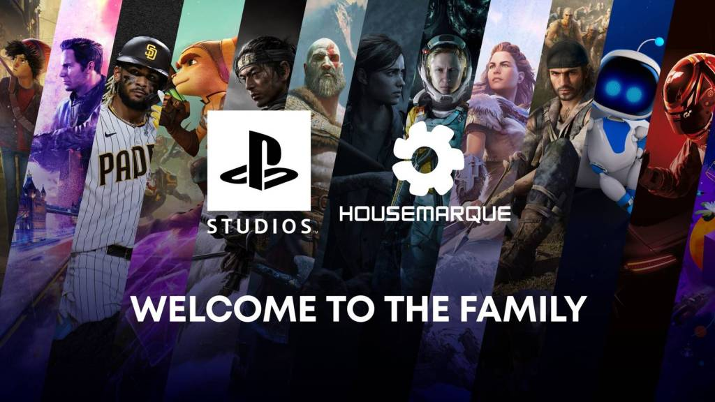 Rachat d'Housemarque par Sony