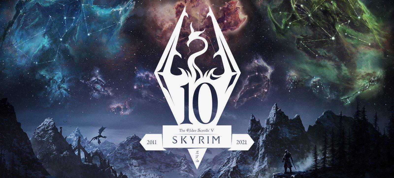 Skyrim édition anniversaire