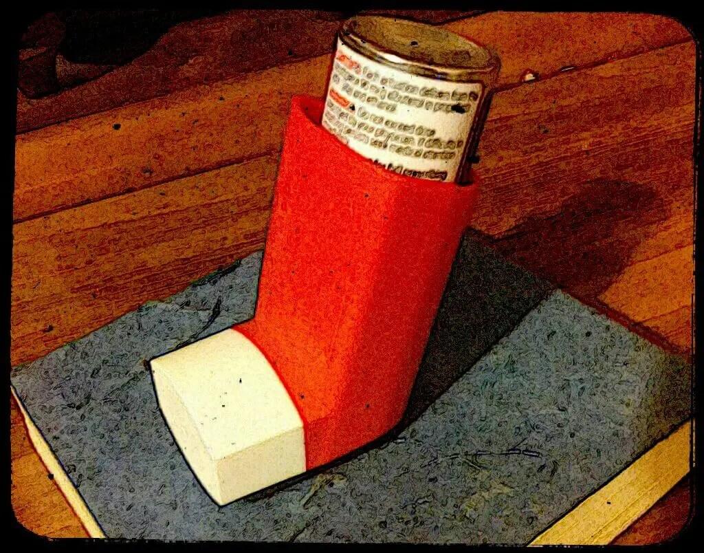 Albuterol Inhaler for Exercise Induced Asthma