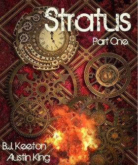Stratus Part One Cover